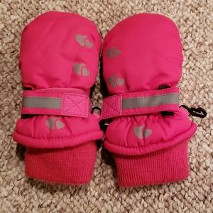 Baby infant M/L warm winter 3M thinsulate mittens